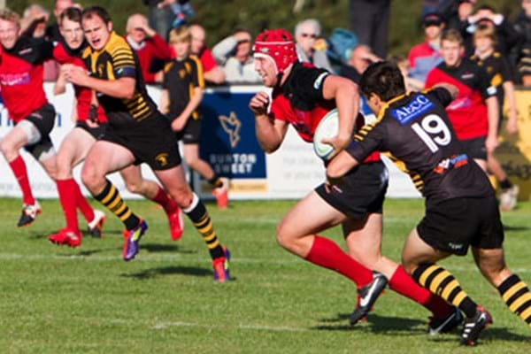 Image for England run rampant with help from Hartpury
