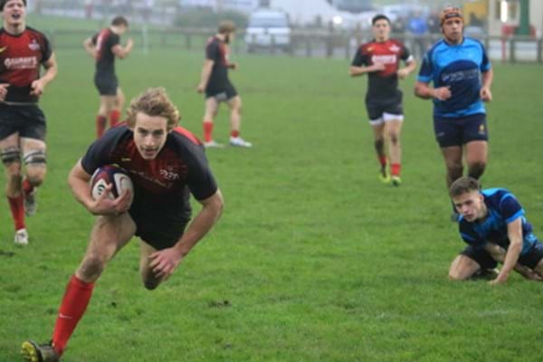 Image for AASE Rugby Team rout Worcester