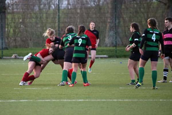 Image for AASE Rugby Girls Maul Bishop Burton