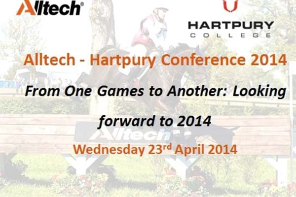 Image for Alltech-Hartpury Student Conference – share your research with your peers!