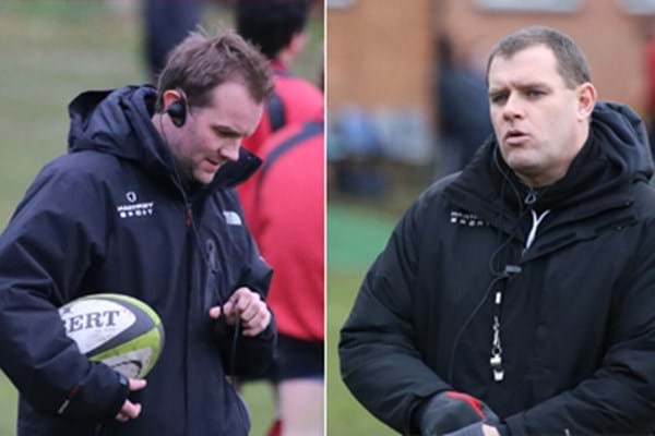 Image for Aiming even higher for Hartpury: Barnes relishing new role as director of rugby