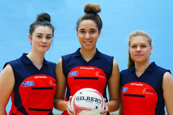 Image for British Colleges honours for Hartpury trio