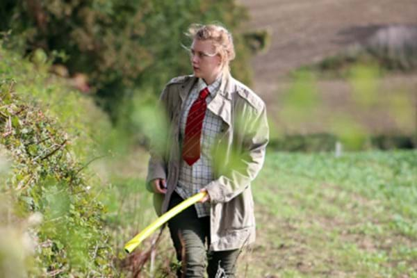 Image for Shooting for success: Gamekeeping girl Becky busting myths on way to her dream job