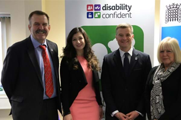 Image for Conference at Hartpury hopes to help employers become disability confident