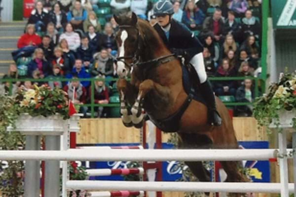 Image for Ella sparkles at Blue Chip Winter Championships