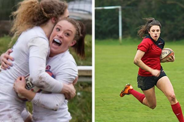 Image for England Women call for Hartpury quartet in Rugby Sevens