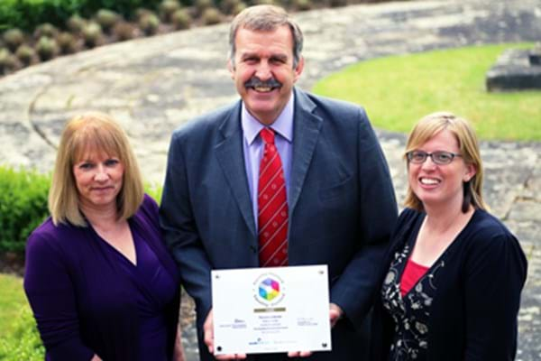 Image for Hartpury first college in county to scoop national equality award