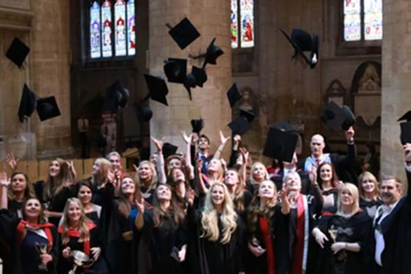 Image for Number of degree students at Hartpury hits record high!