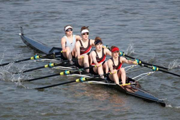 Image for Hartpury rowing duo looking to make their mark in Munich