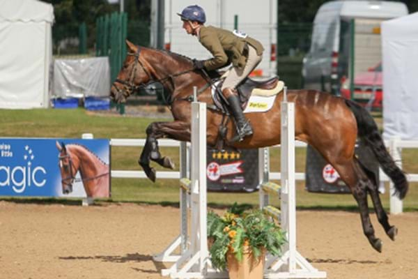 Image for Hartpury hosts talent of tomorrow as International Horse Trials gets underway
