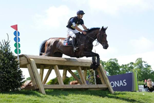 Image for Countdown begins as world's best eventers get set to head to Hartpury!
