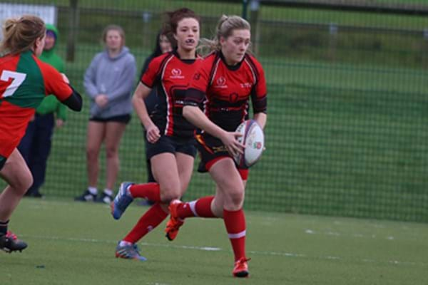 Image for Hartpury's Hannah sets sights on successful Six Nations