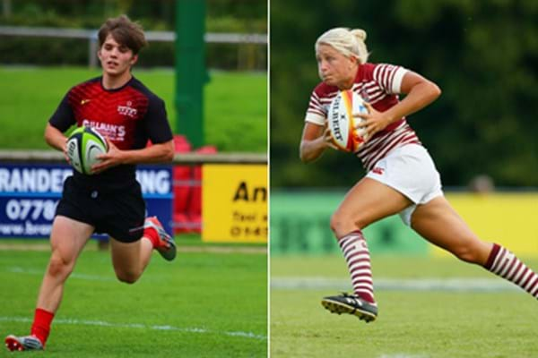 Image for Hartpury talent sets the international rugby stage alight!