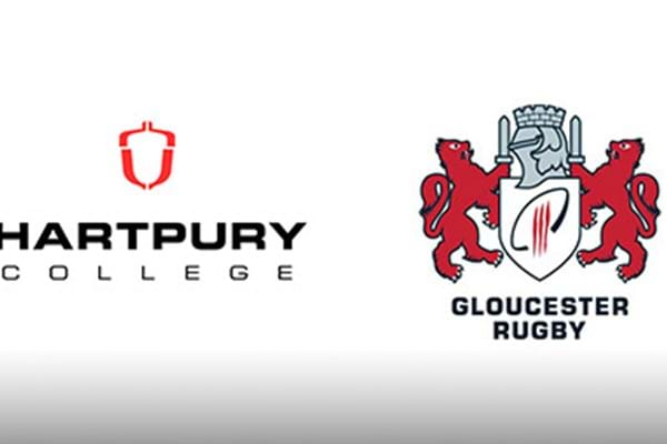 Image for Gloucester Rugby and Hartpury join forces to grow women's game and nurture talent