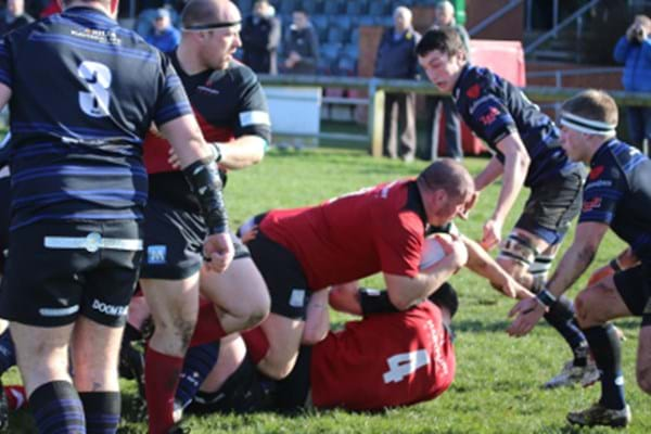 Image for Hartpury College RFC maintain lead at top