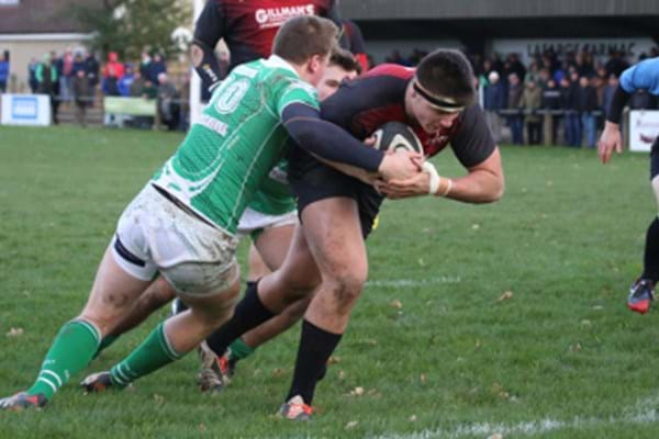 Image for Hartpury stay top with big win in Yorkshire