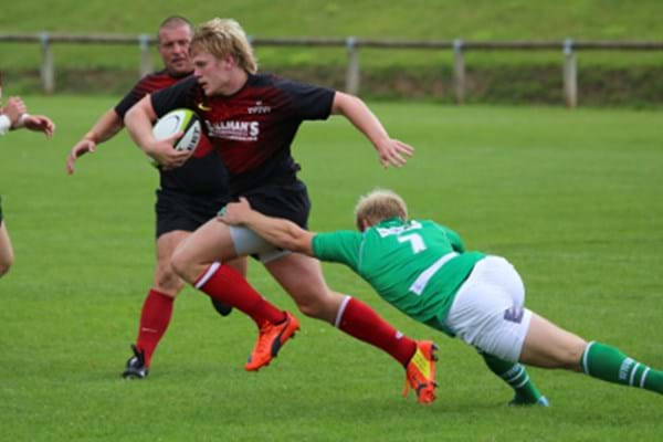 Image for Brave Hartpury College RFC fall to opening-day defeat