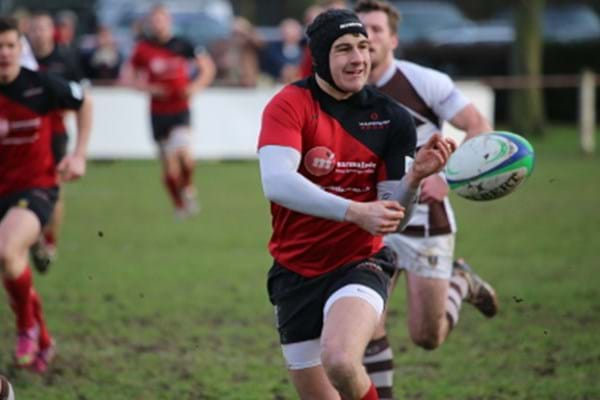 Image for Mature Hartpury College RFC grind out Southend victory