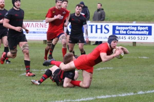 Image for Hartpury successfully put the case for the defence