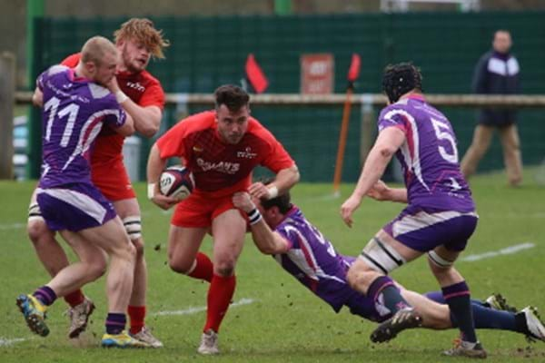 Image for Preview Week 12: Hartpury college v Loughborough Students