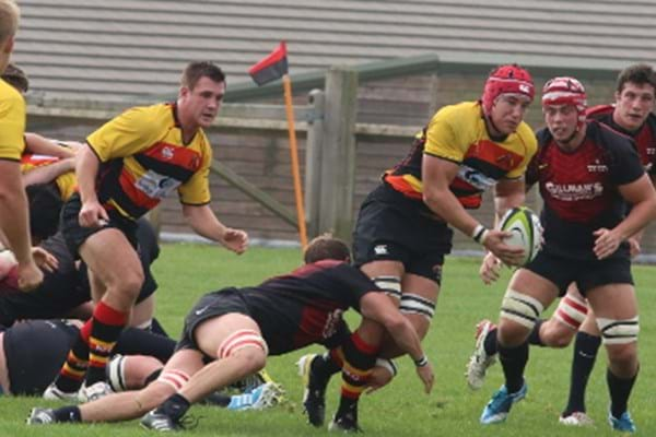 Image for Hartpury College RFC outclassed by Richmond