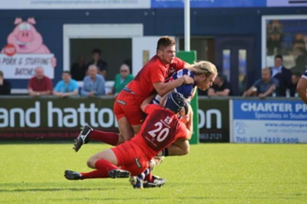Image for Resolute Hartpury stun confident Coventry