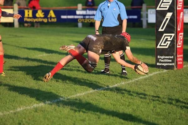 Image for Heartbreak in Cornwall again for Hartpury College RFC