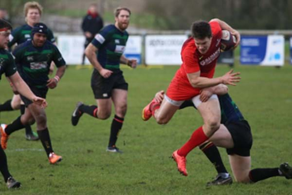 Image for Hartpury have the edge in local derby