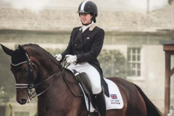 Image for Hartpury's Lucy on track for GB selection after strong display in Holland