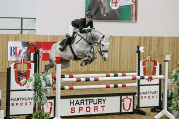 Image for Hartpury starlet Brogaard secures British victory in Belgium