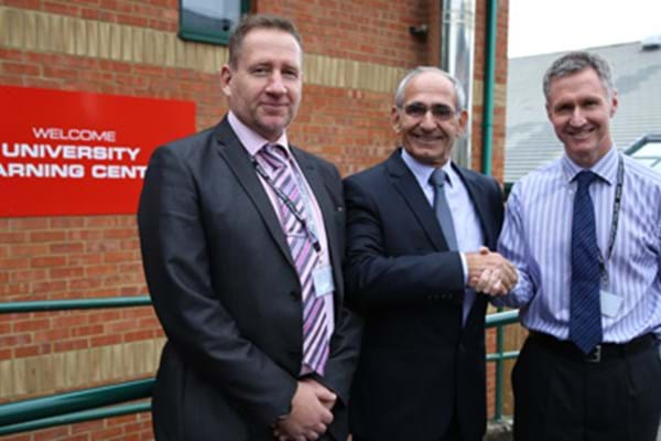 Image for Kosovo counting on Hartpury for educational development