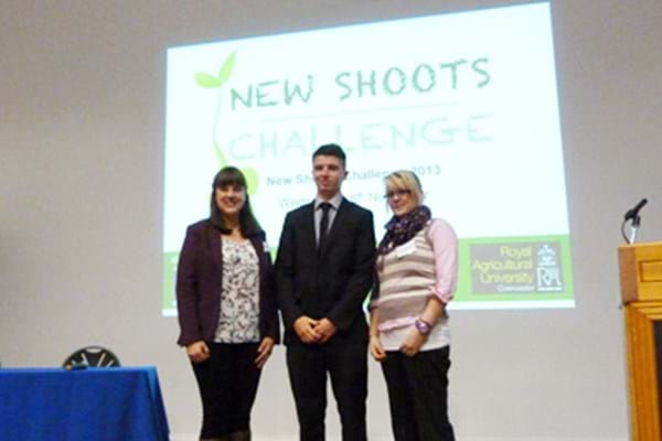 Image for Students compete in business start-up challenge