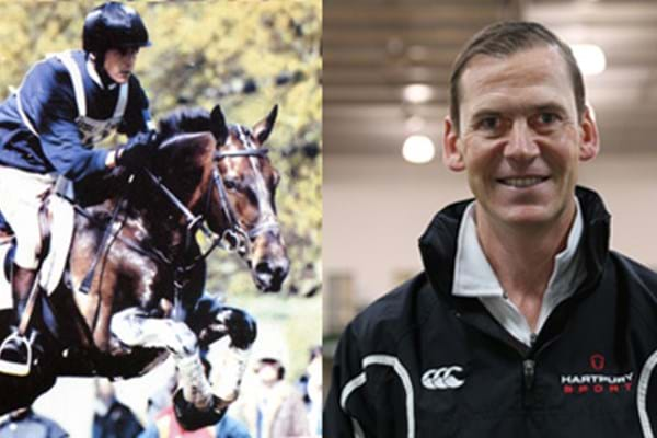 Image for Olympic mastermind Burton brings a unique insight to Burghley