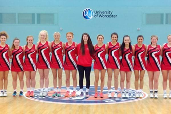 Image for Hartpury netballers shoot to fifth title on the bounce