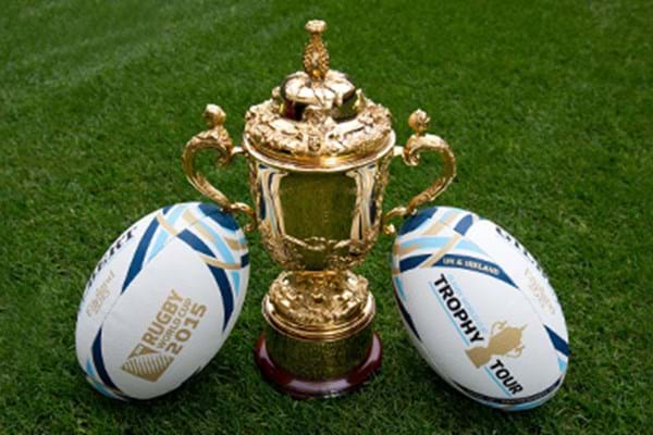 Image for We're inviting businesses to get their kit on and join in with our Rugby World Cup celebrations- no experience necessary!