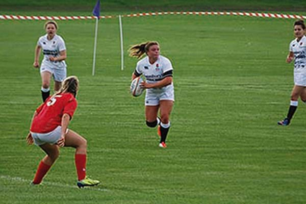 Image for Talent takeover – Hartpury starlets make up more than half of England Women's Under-20s squad
