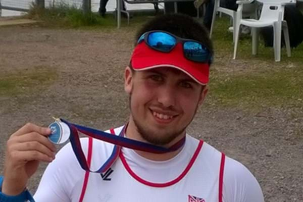 Image for Scott's sailing in the right direction as Paralympic hopeful secures silver on international debut