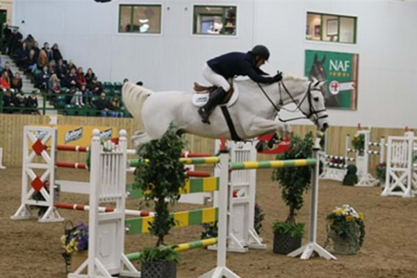 Image for Brilliant Bevis scoops spoils at Showjumping Spectacular