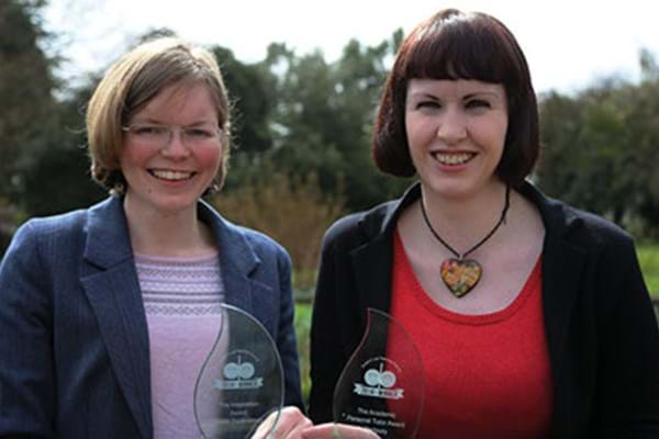 Image for Hartpury teachers are the tops – lecturers scoop awards double