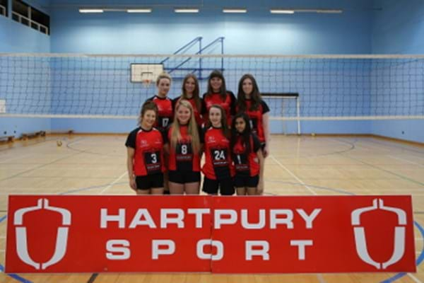Image for Hartpury serve up straight sets win to reach volleyball final