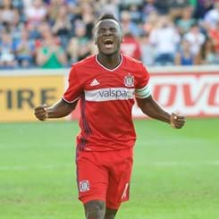 Photo of David Accam