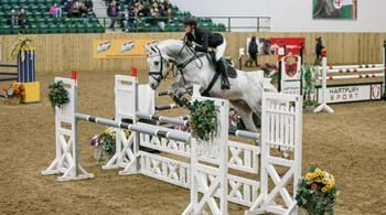 Hartpury to play host to South West Showjumpers