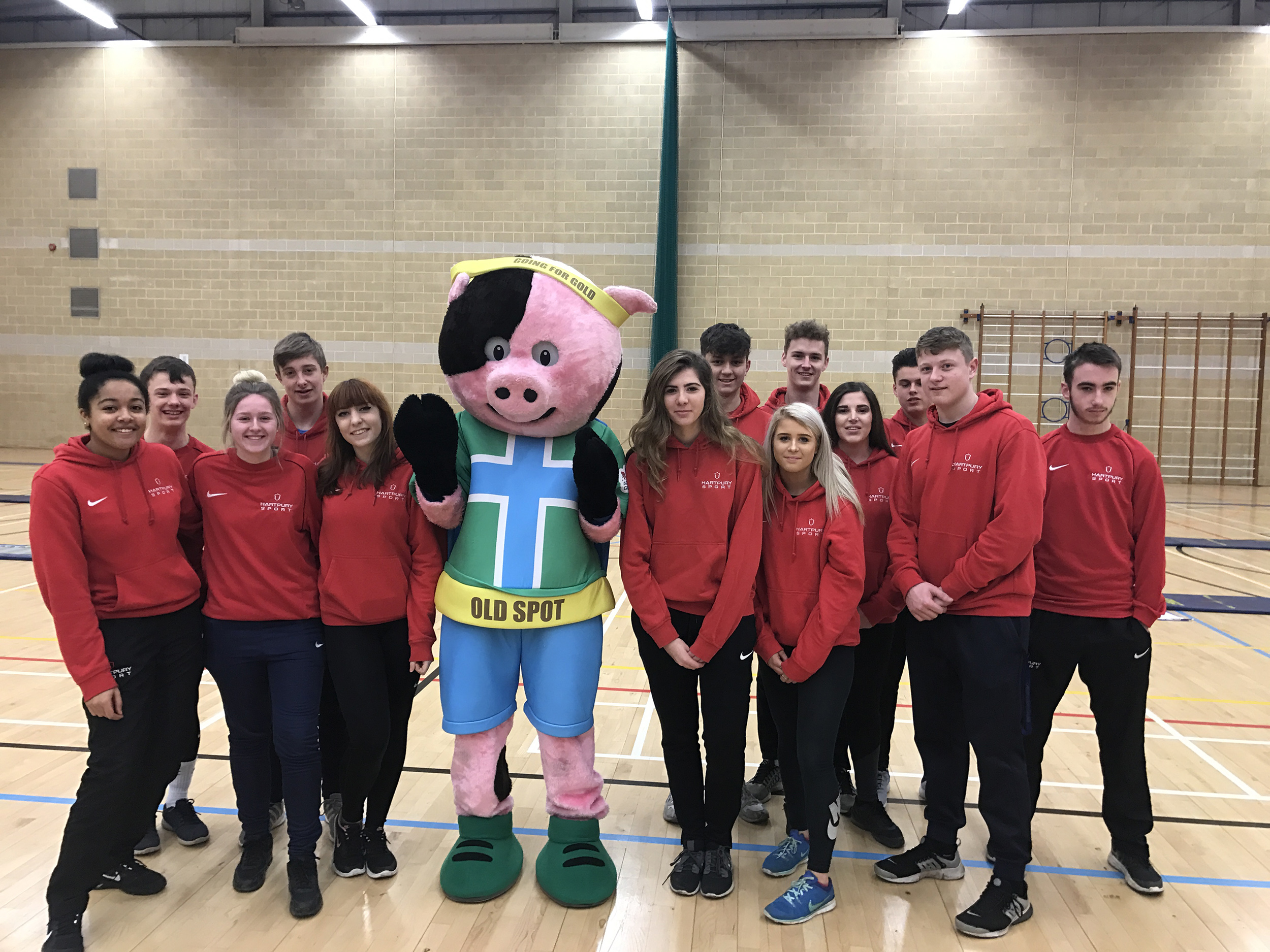Image For Hartpuryu0027s Students Help Raise The Roof At School Sports Games