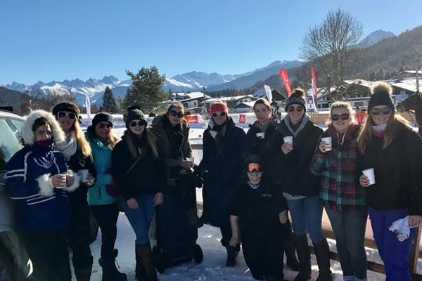 Image for Hartpury students set off to Seefeld for snow polo