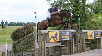 Hartpury's horse trials heats up as event grabs Grand Slam place