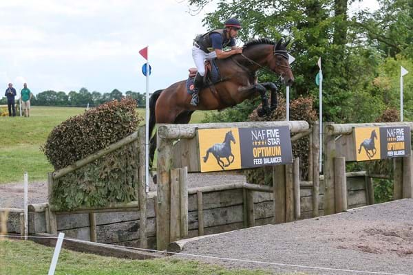 Image for Hartpury's horse trials heats up as event grabs Grand Slam place