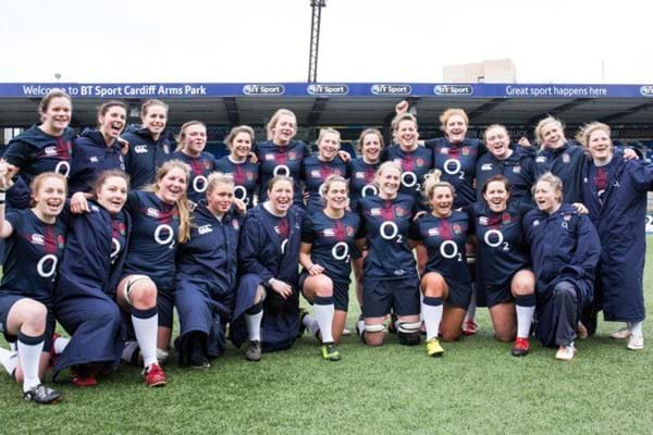 Image for Current and former Hartpury students star for England Women Under-20s