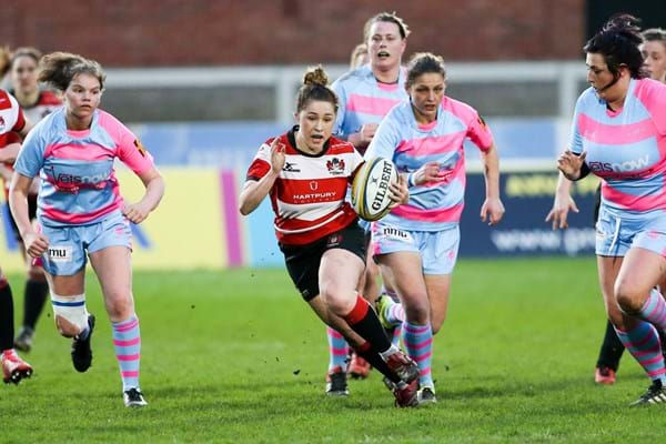 Image for Gloucester-Hartpury clinch Women's Championship Midlands Two in style