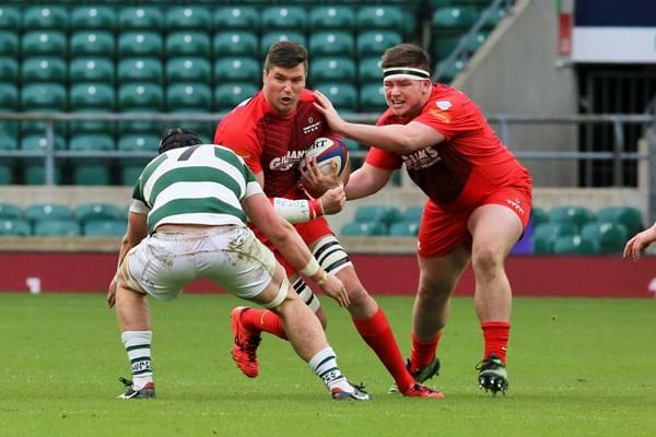 Image for Five former students named in NatWest 6 Nations squads