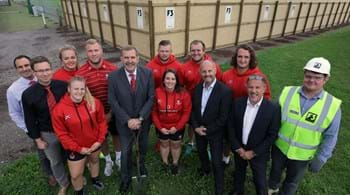 Hartpury's sporting success set for new heights